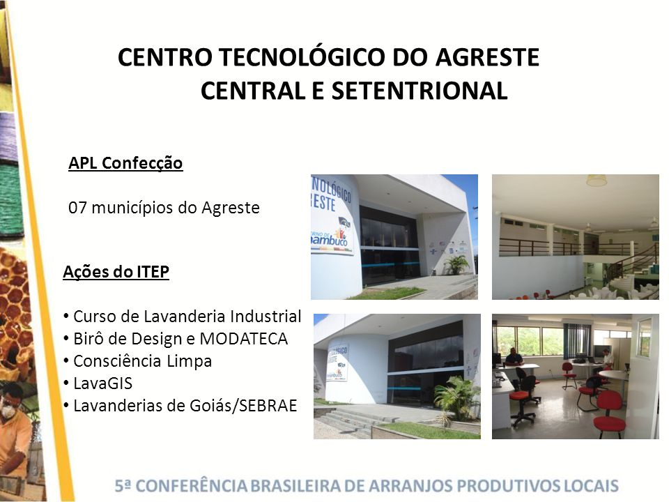 CENTRO TECNOLÓGICO DO AGRESTE CENTRAL E SETENTRIONAL