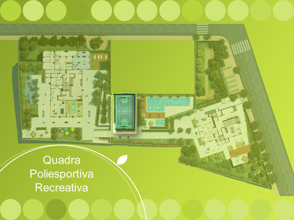 Quadra Poliesportiva Recreativa
