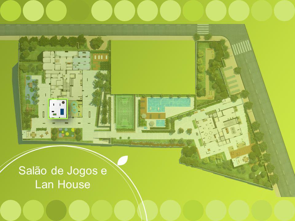 Salão de Jogos e Lan House