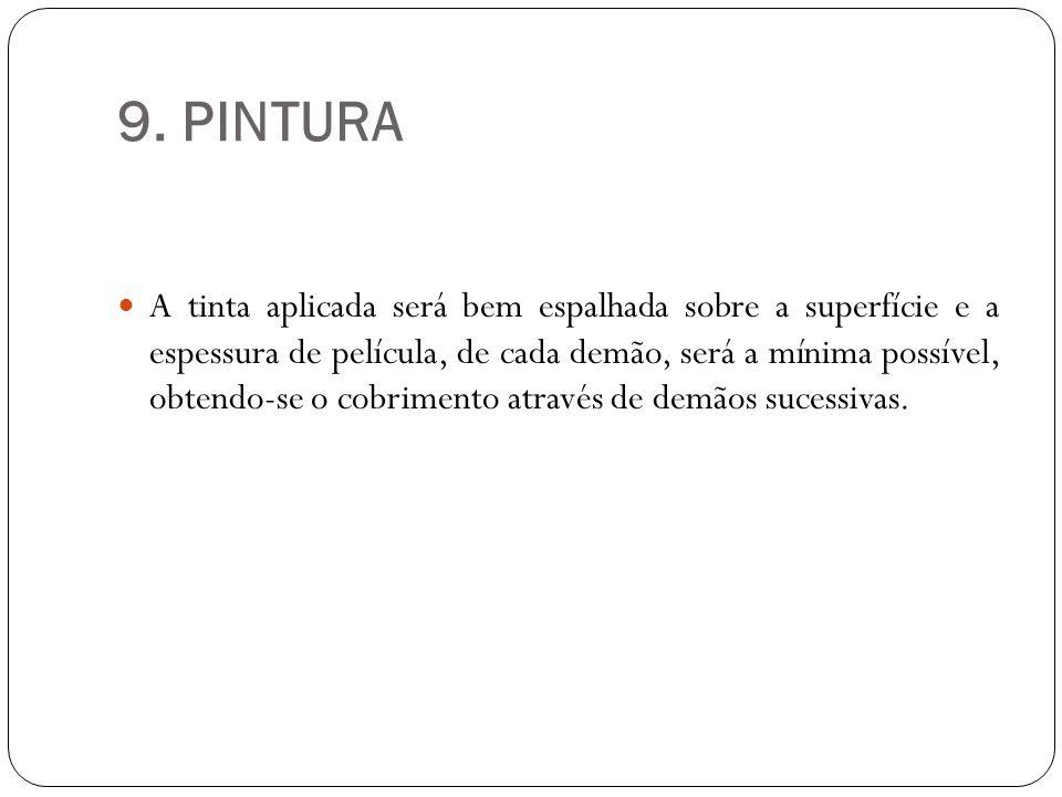9. PINTURA