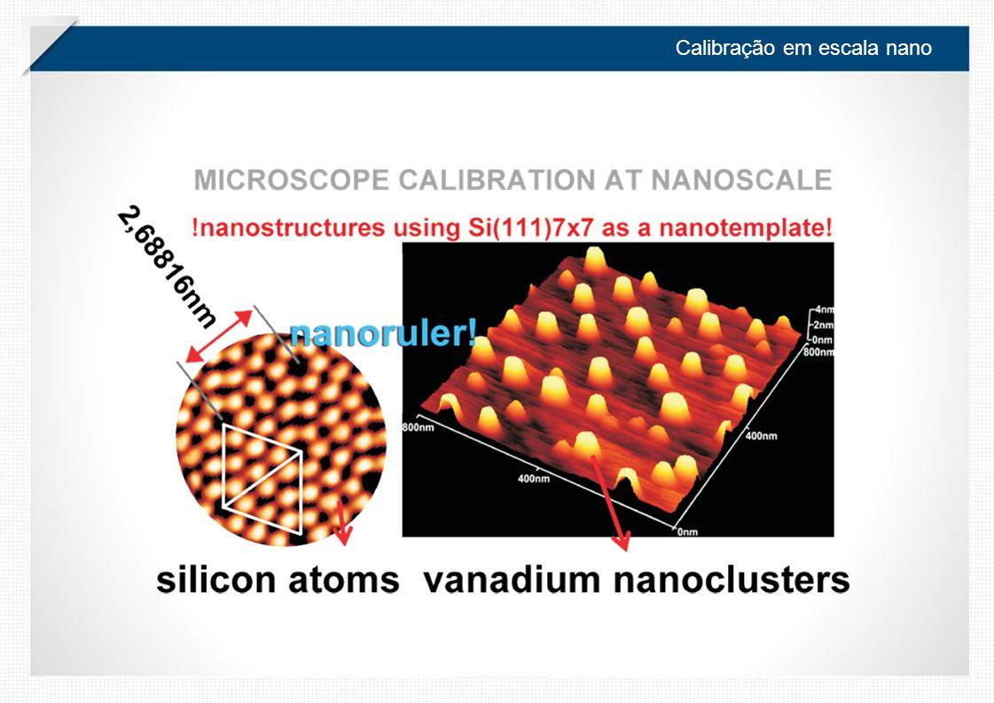 Calibração em escala nano