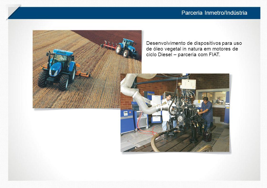 Parceria Inmetro/Indústria