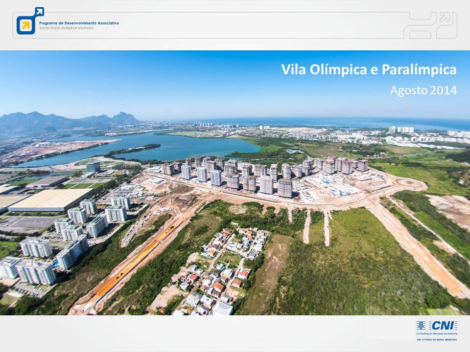 Vila Olímpica e Paralímpica