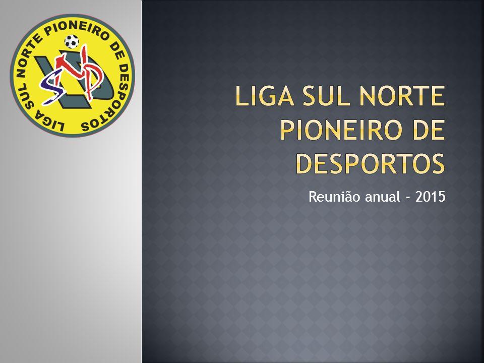 Liga sul norte pioneiro de desportos