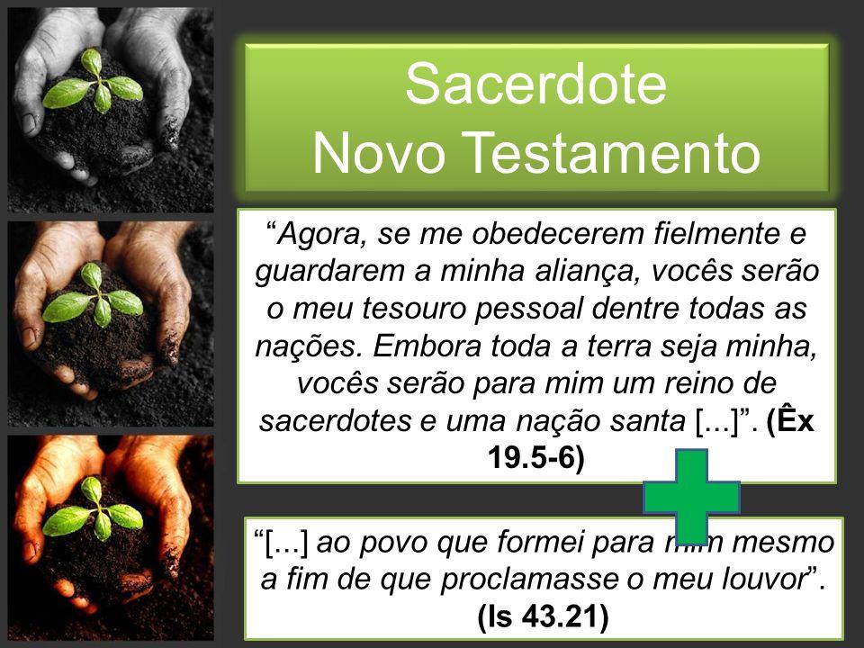 Sacerdote Novo Testamento