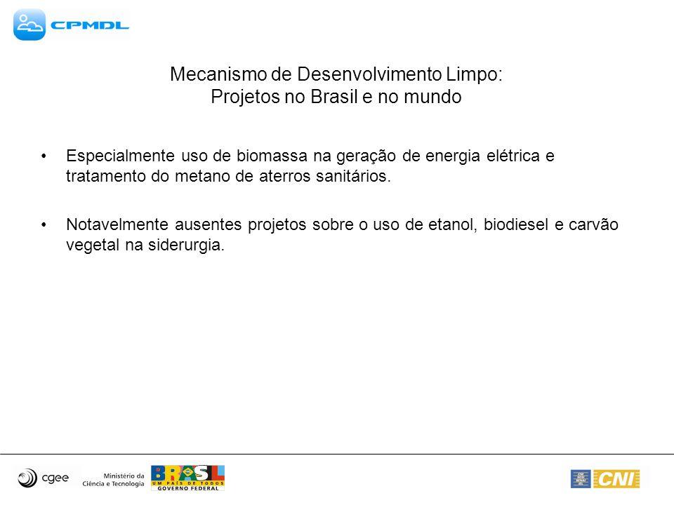 Mecanismo de Desenvolvimento Limpo: Projetos no Brasil e no mundo
