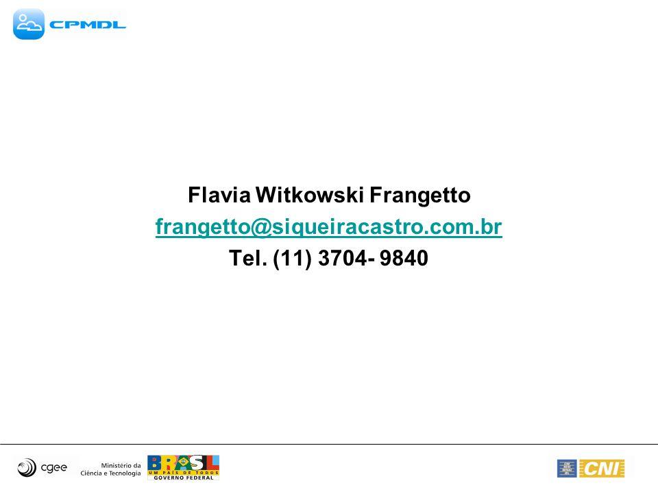 Flavia Witkowski Frangetto