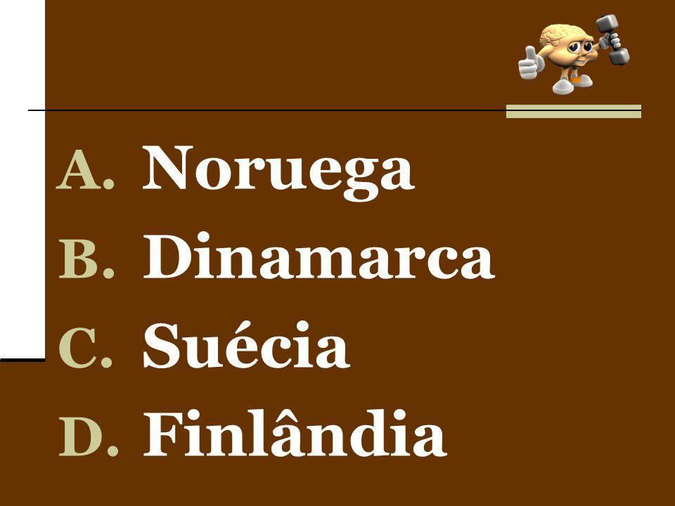 Noruega Dinamarca Suécia Finlândia