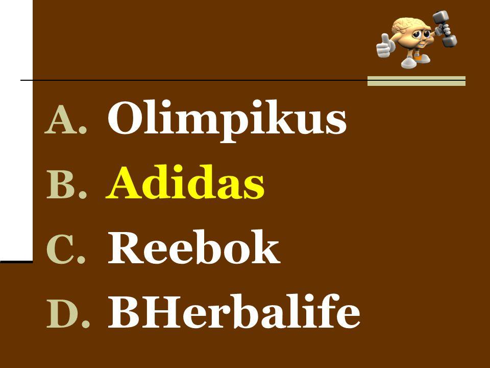 Olimpikus Adidas Reebok BHerbalife