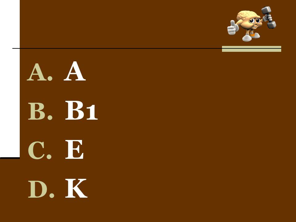 A B1 E K