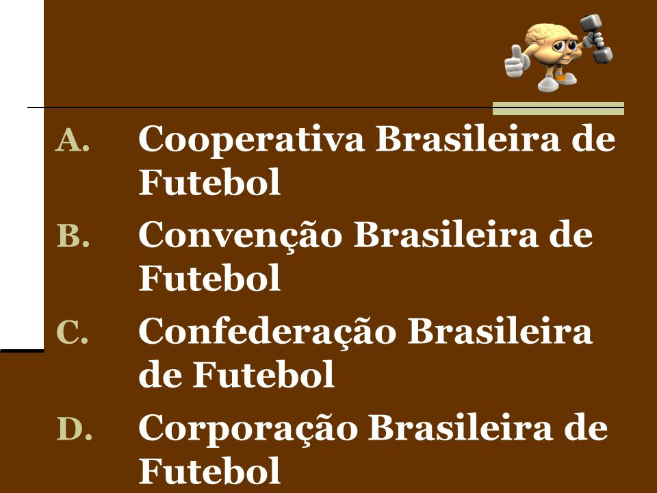 Cooperativa Brasileira de Futebol