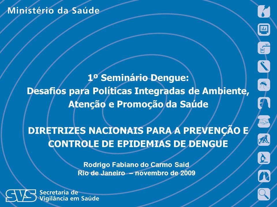Rodrigo Fabiano do Carmo Said Rio de Janeiro – novembro de 2009