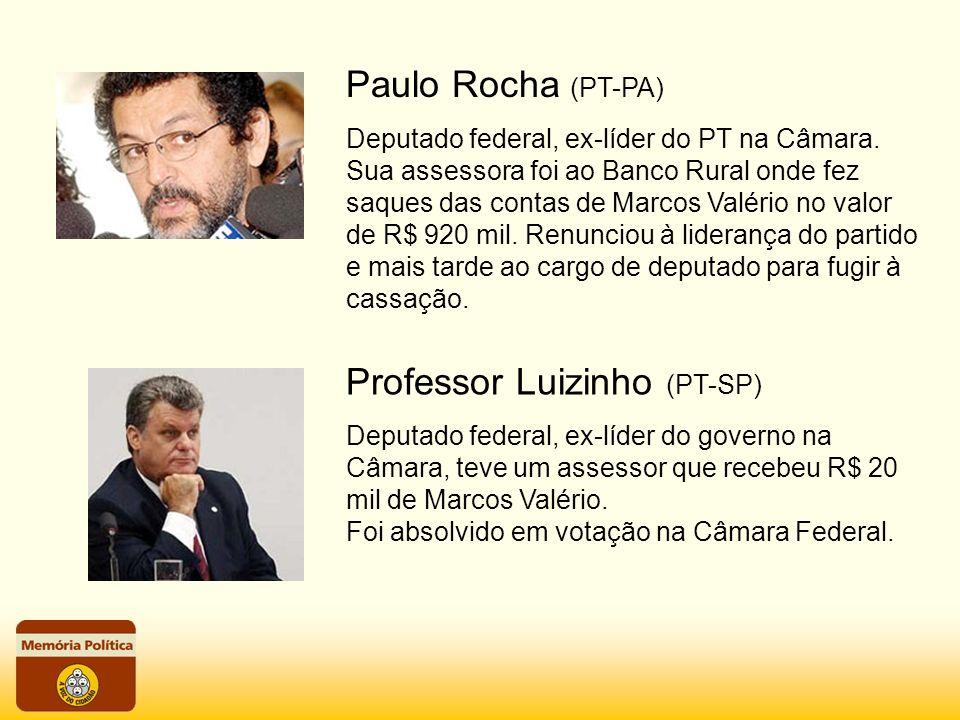 Professor Luizinho (PT-SP)