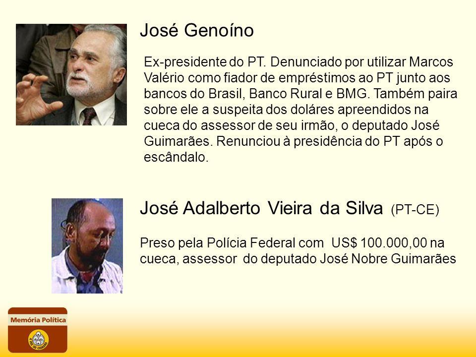 José Adalberto Vieira da Silva (PT-CE)