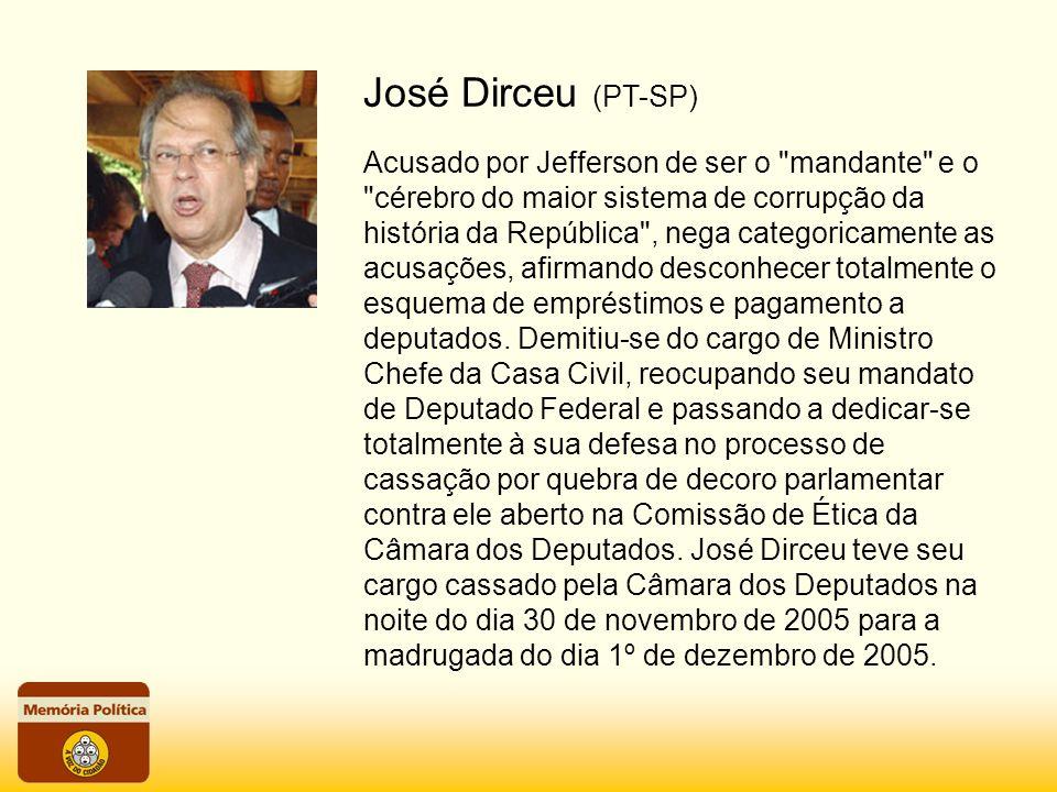 José Dirceu (PT-SP)
