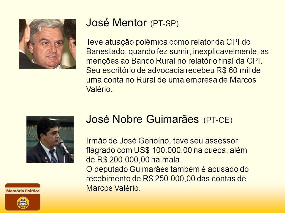 José Nobre Guimarães (PT-CE)