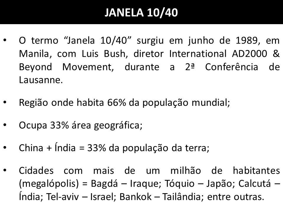 JANELA 10/40