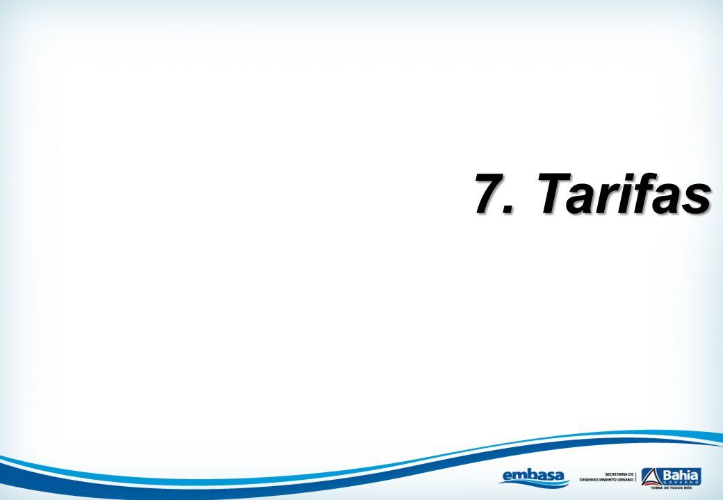 7. Tarifas