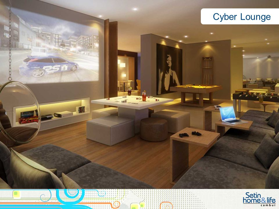 Cyber Lounge