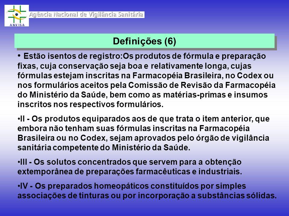 Definições (6)