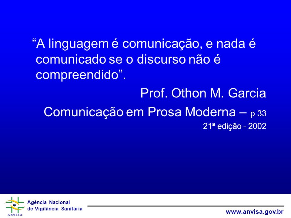 Comunicação em Prosa Moderna – p.33