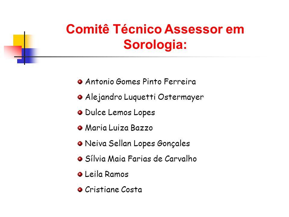 Comitê Técnico Assessor em Sorologia:
