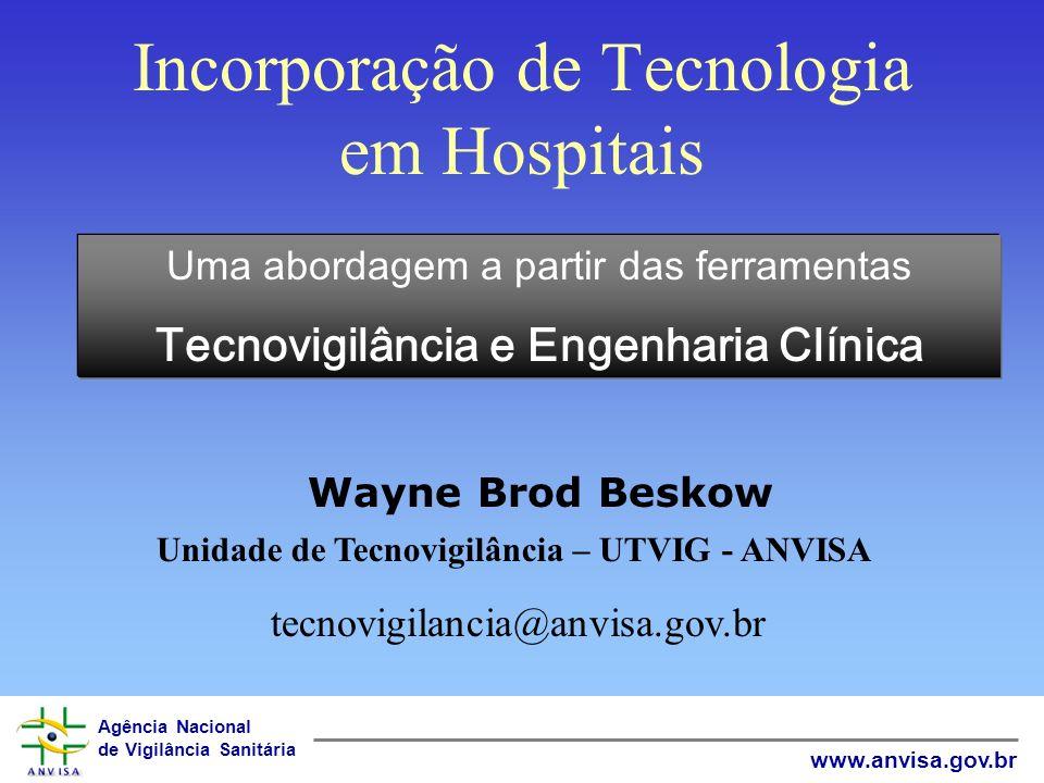 Incorporação de Tecnologia em Hospitais