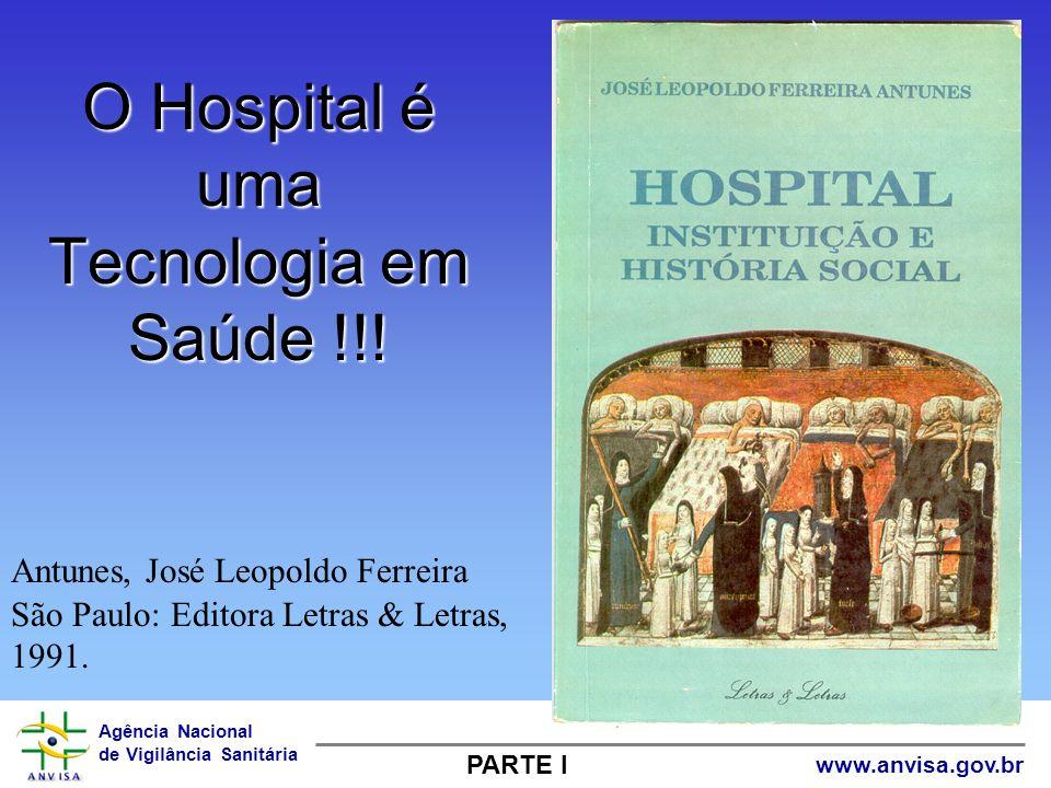 O Hospital é uma Tecnologia em Saúde !!!