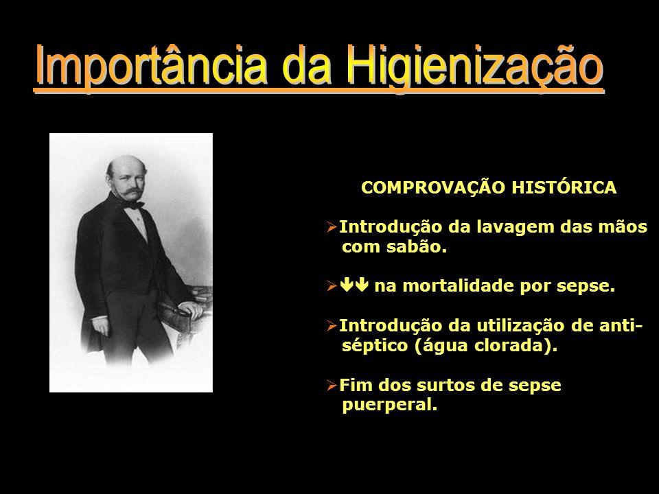 COMPROVAÇÃO HISTÓRICA