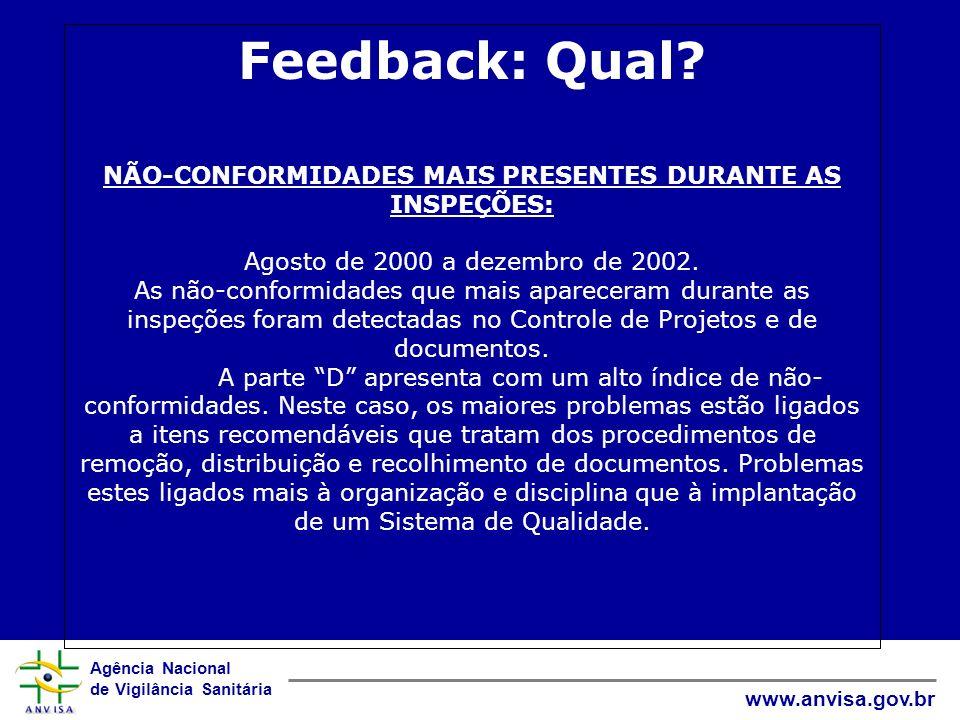Feedback: Qual.