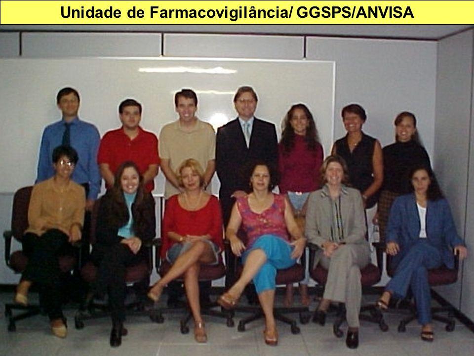 Unidade de Farmacovigilância/ GGSPS/ANVISA