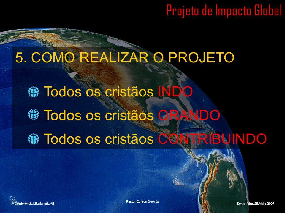 Projeto de Impacto Global
