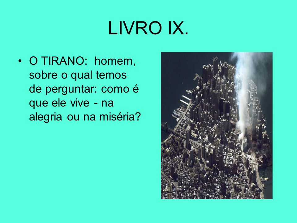 LIVRO IX.