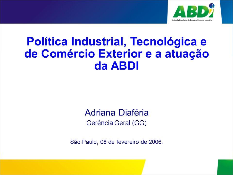 São Paulo, 08 de fevereiro de 2006.