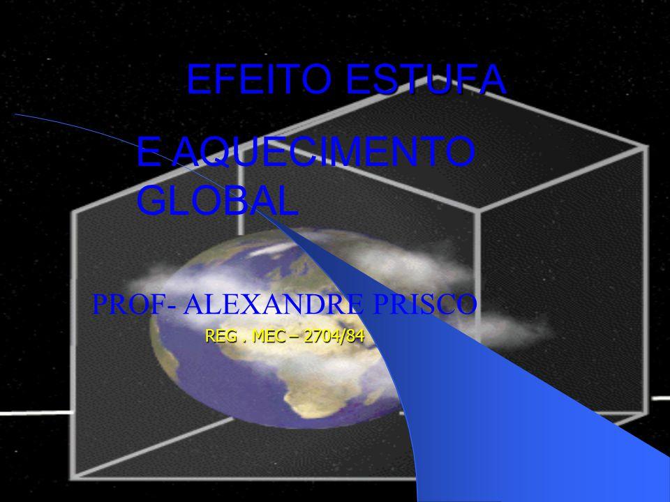 PROF- ALEXANDRE PRISCO REG . MEC – 2704/84