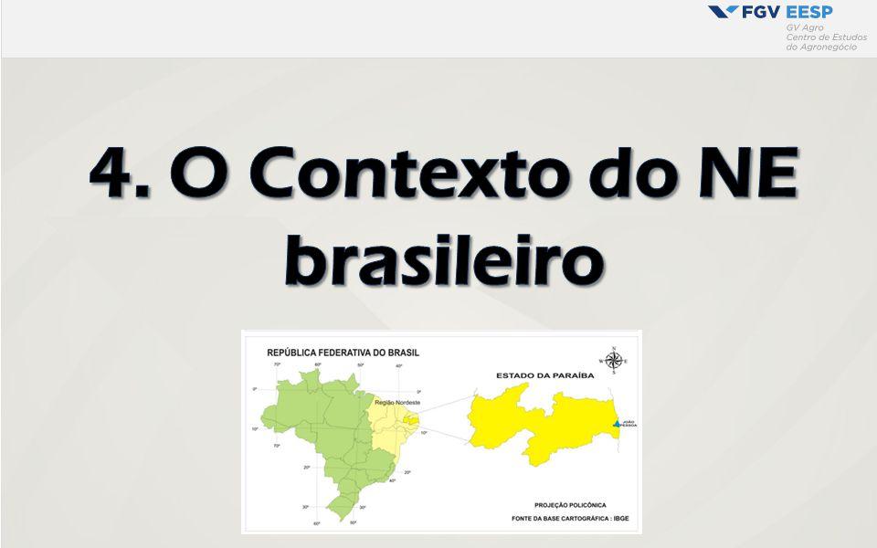 O Nordeste Brasileiro