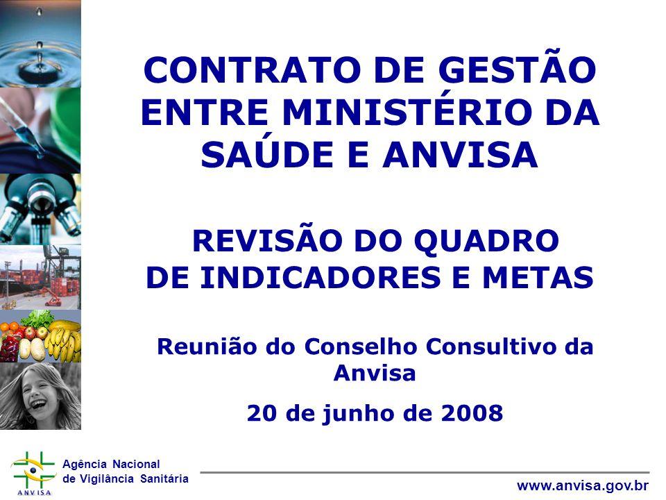 Reunião do Conselho Consultivo da Anvisa