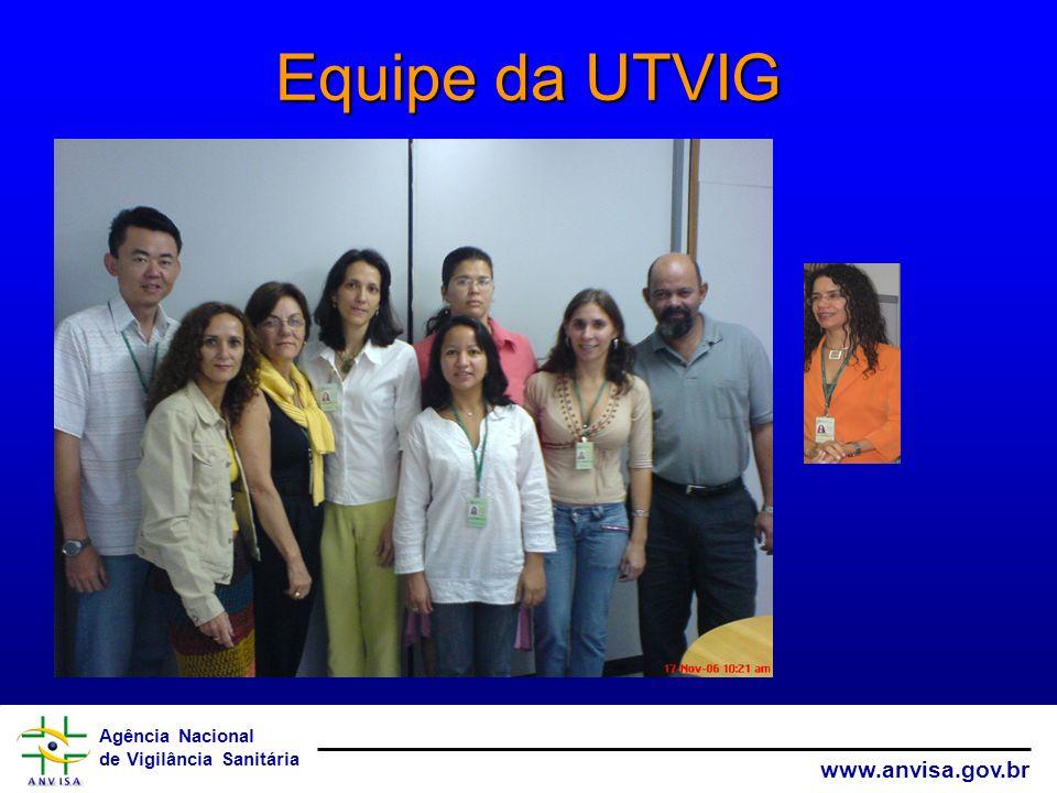 Equipe da UTVIG