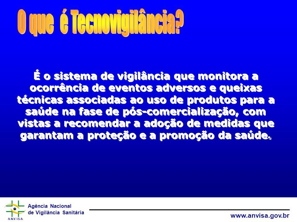 O que é Tecnovigilância