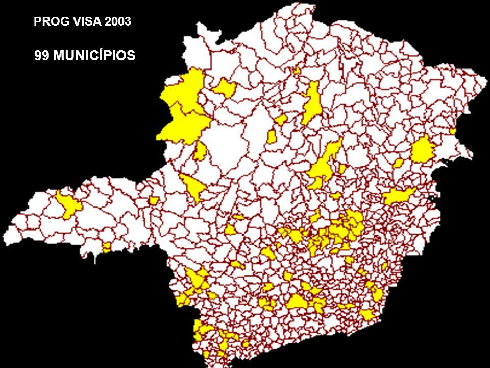 PROG VISA 2003 99 MUNICÍPIOS