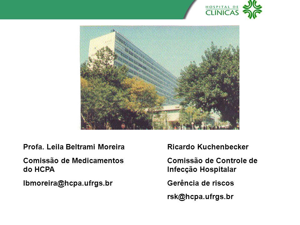 Profa. Leila Beltrami Moreira