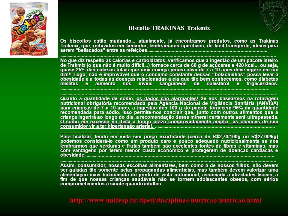 Biscoito TRAKINAS Trakmix