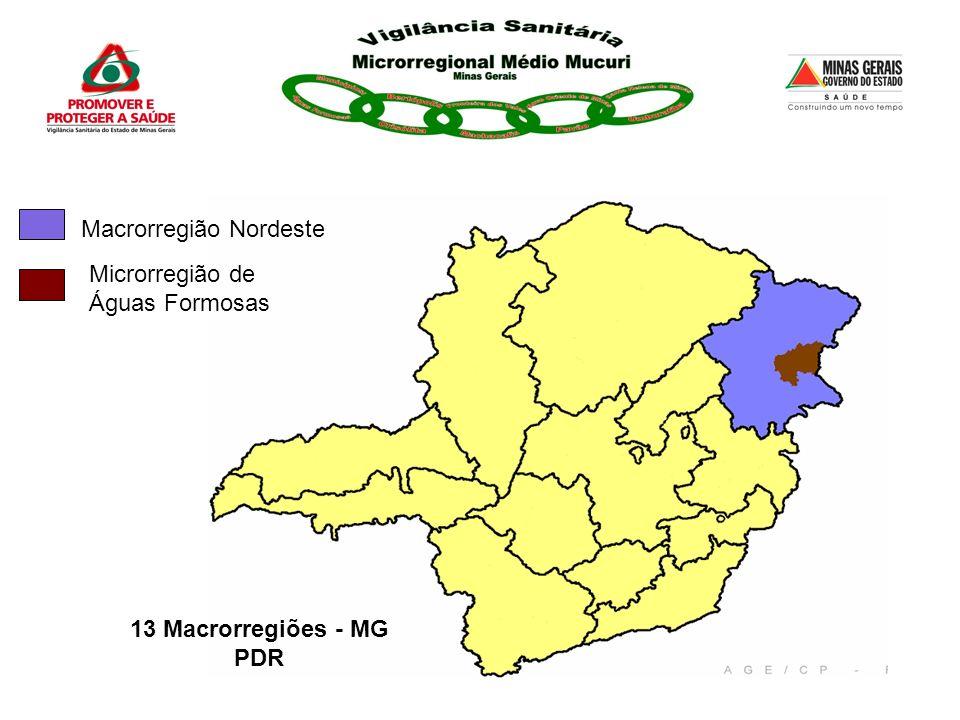Macrorregião Nordeste