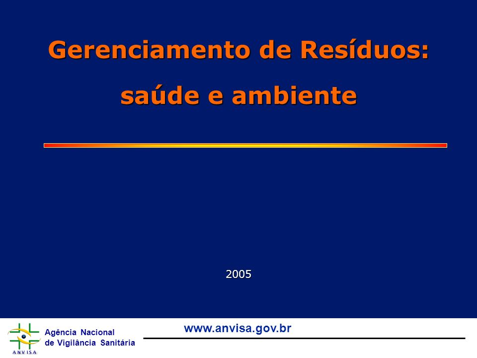 Gerenciamento de Resíduos: