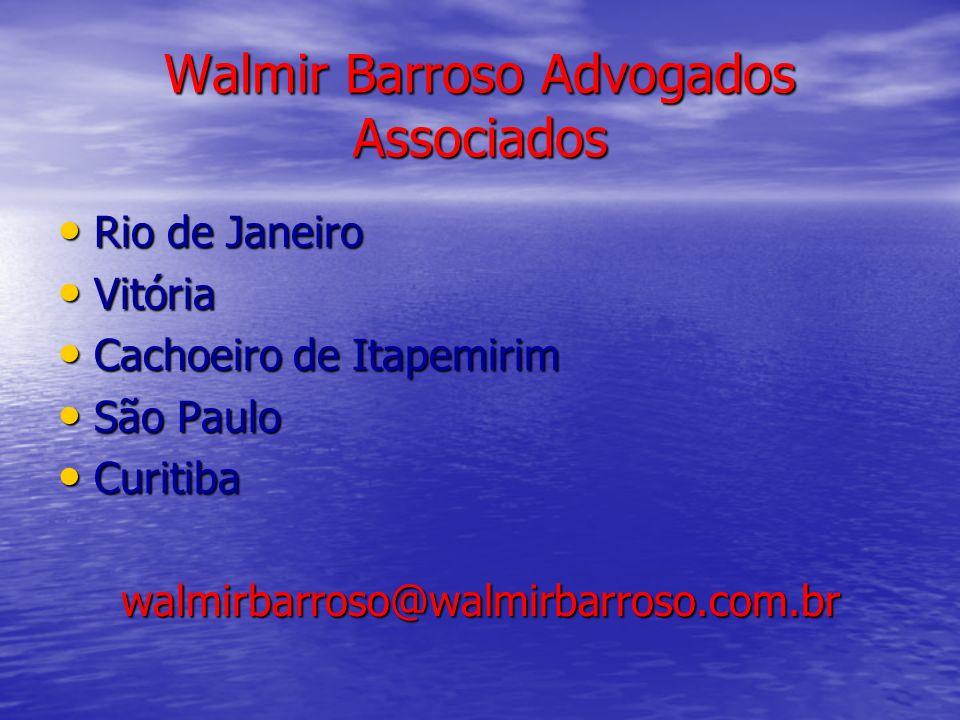 Walmir Barroso Advogados Associados