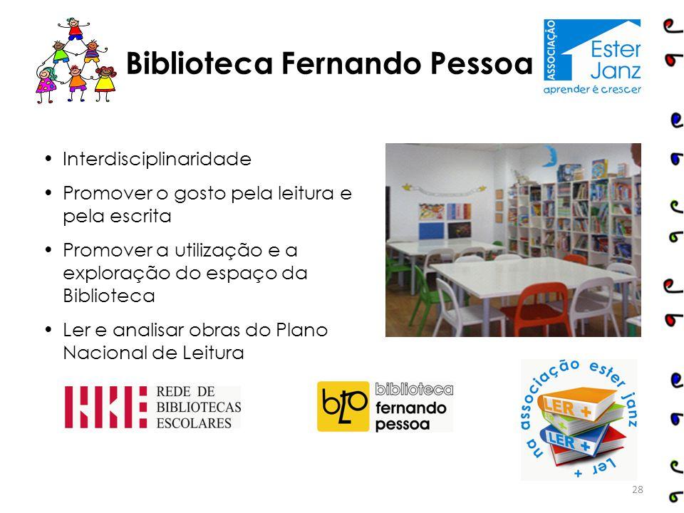 Biblioteca Fernando Pessoa