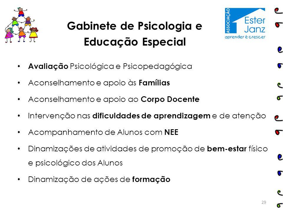 Gabinete de Psicologia e Educação Especial