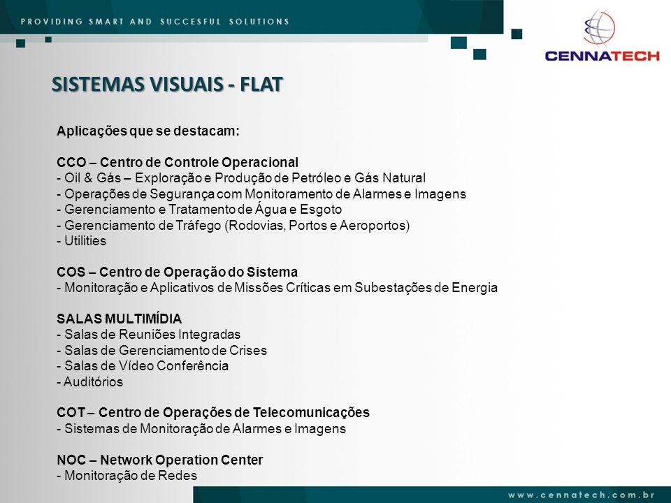 SISTEMAS VISUAIS - FLAT