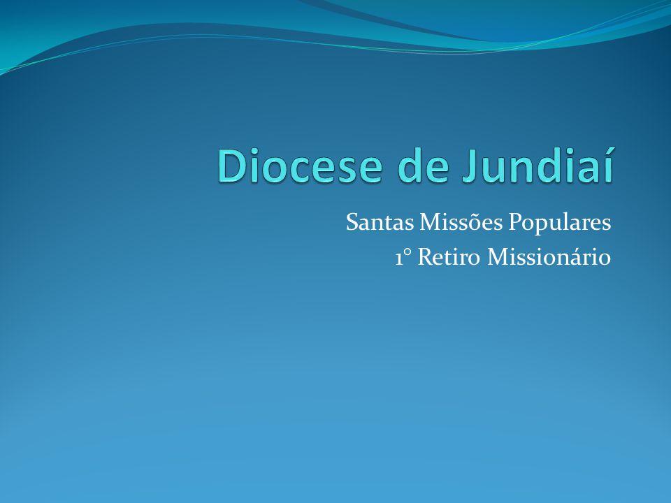Santas Missões Populares 1° Retiro Missionário
