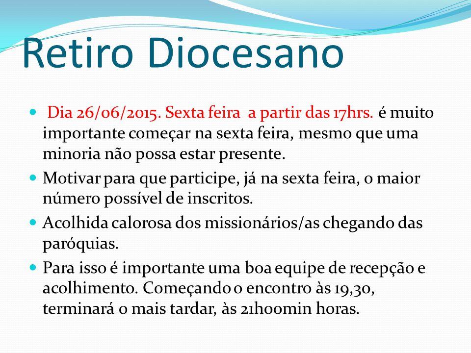 Retiro Diocesano